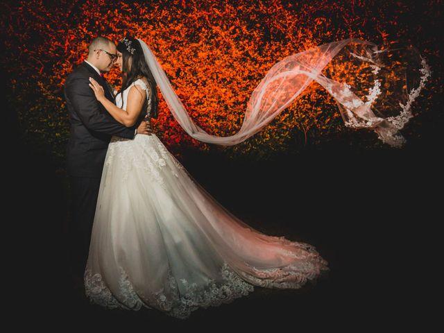 El matrimonio de Lizeht y Edwin