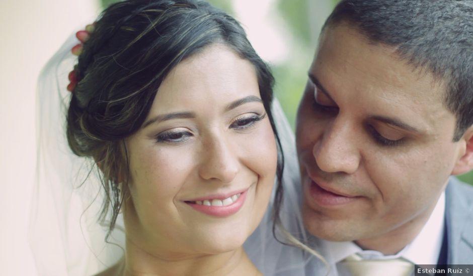 El matrimonio de Camilo y Paulina en Medellín, Antioquia