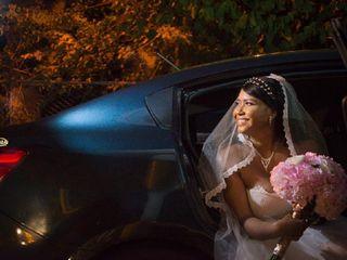 El matrimonio de Carolina y Miller 3