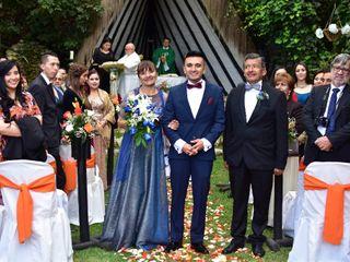 El matrimonio de Laura y Daniel  3