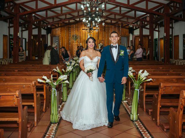 El matrimonio de Sebastián y Alejandra en Armenia, Quindío 9