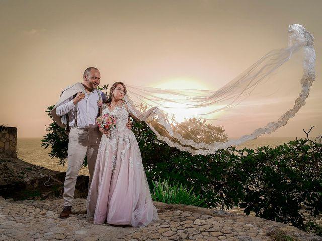 El matrimonio de Milton y Carolina en Barranquilla, Atlántico 40