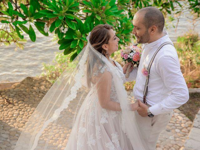 El matrimonio de Milton y Carolina en Barranquilla, Atlántico 1