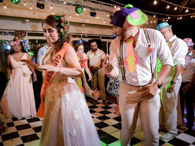El matrimonio de Milton y Carolina en Barranquilla, Atlántico 53