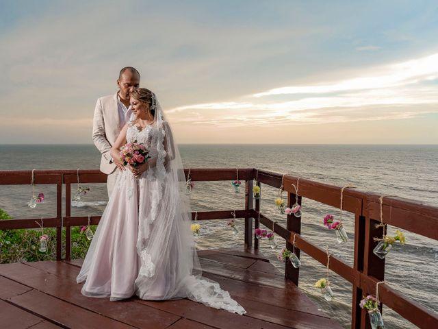 El matrimonio de Milton y Carolina en Barranquilla, Atlántico 44