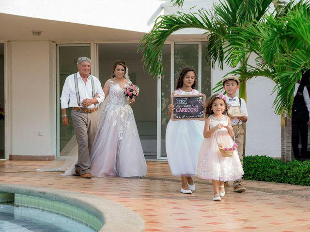 El matrimonio de Milton y Carolina en Barranquilla, Atlántico 20