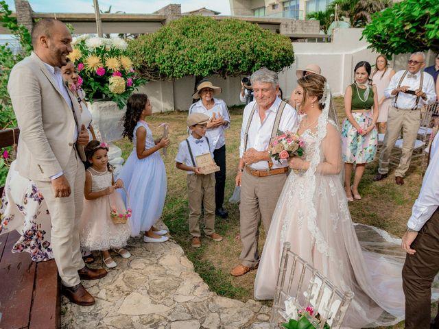 El matrimonio de Milton y Carolina en Barranquilla, Atlántico 22