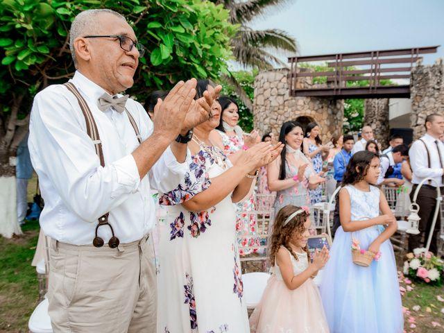 El matrimonio de Milton y Carolina en Barranquilla, Atlántico 31