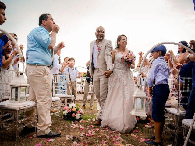El matrimonio de Milton y Carolina en Barranquilla, Atlántico 37