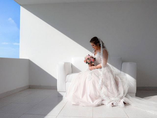 El matrimonio de Milton y Carolina en Barranquilla, Atlántico 9