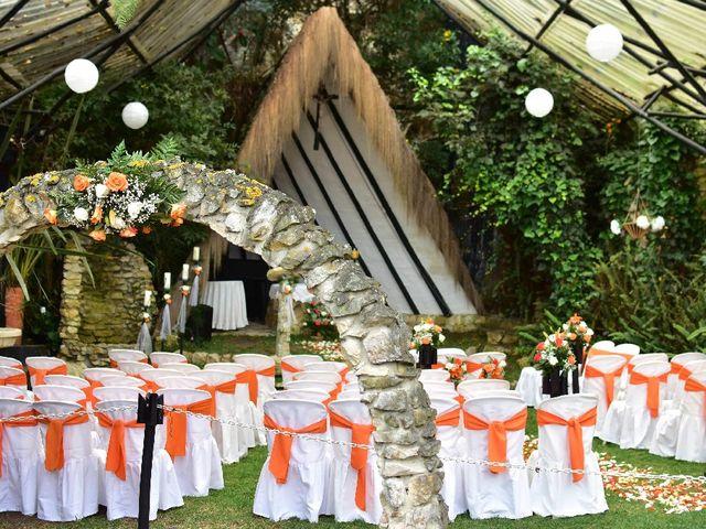 El matrimonio de Daniel  y Laura en Cota, Cundinamarca 1