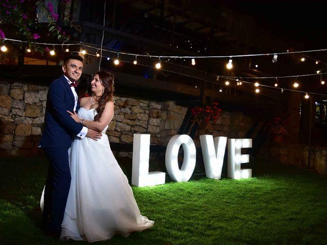 El matrimonio de Laura y Daniel