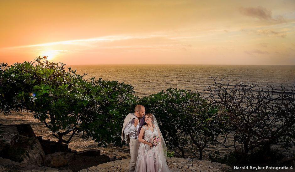 El matrimonio de Milton y Carolina en Barranquilla, Atlántico