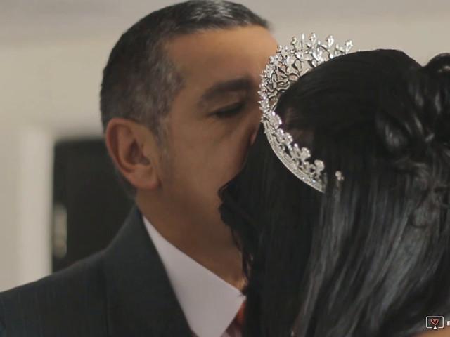 El matrimonio de Katheryne y Oscar en Bucaramanga, Santander 1