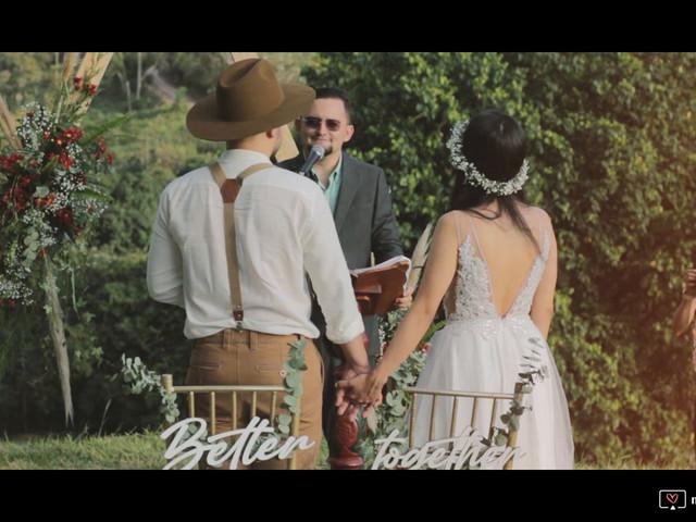 El matrimonio de Jorge y Sareth en Bucaramanga, Santander 1