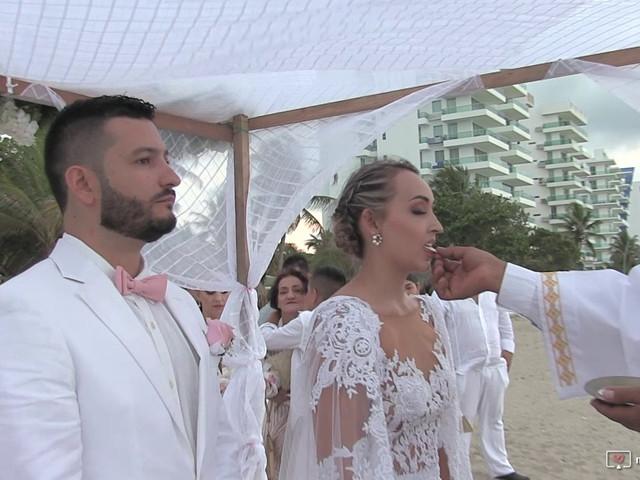 El matrimonio de Valentina y Andrés en Coveñas, Sucre 1