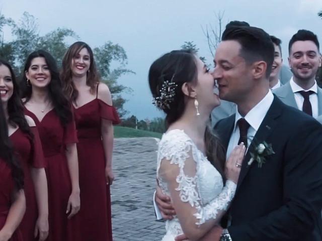 El matrimonio de Natalia y Adam en Rionegro, Antioquia 1