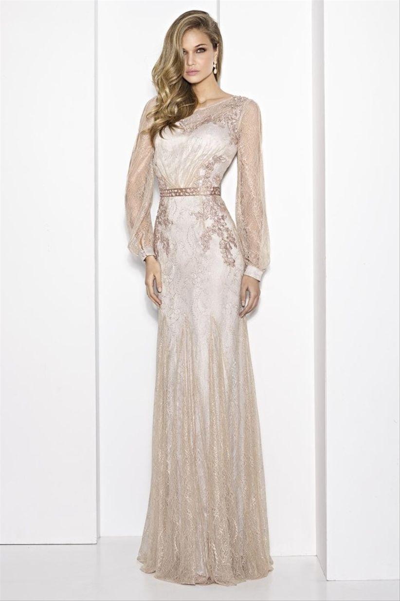 Vestidos para matrimoniomama de la novia gorditas