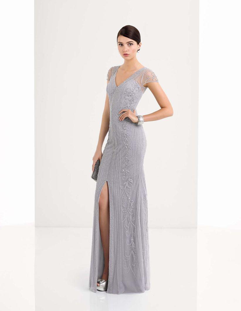 61164fa28 Más de 100 vestidos largos de fiesta para invitadas a bodas