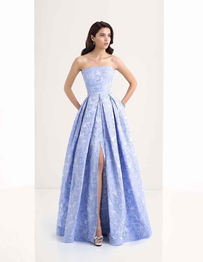 Vestidos de fiesta elegante en santiago