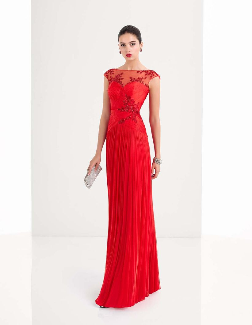 e393960cf Más de 100 vestidos largos de fiesta para invitadas a bodas