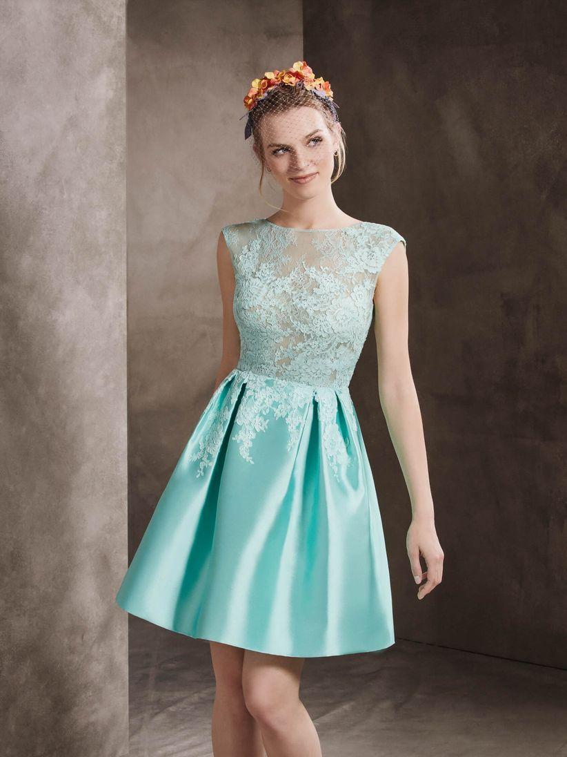 Vestidos de fiesta cortos: 50 diseños para deslumbrar