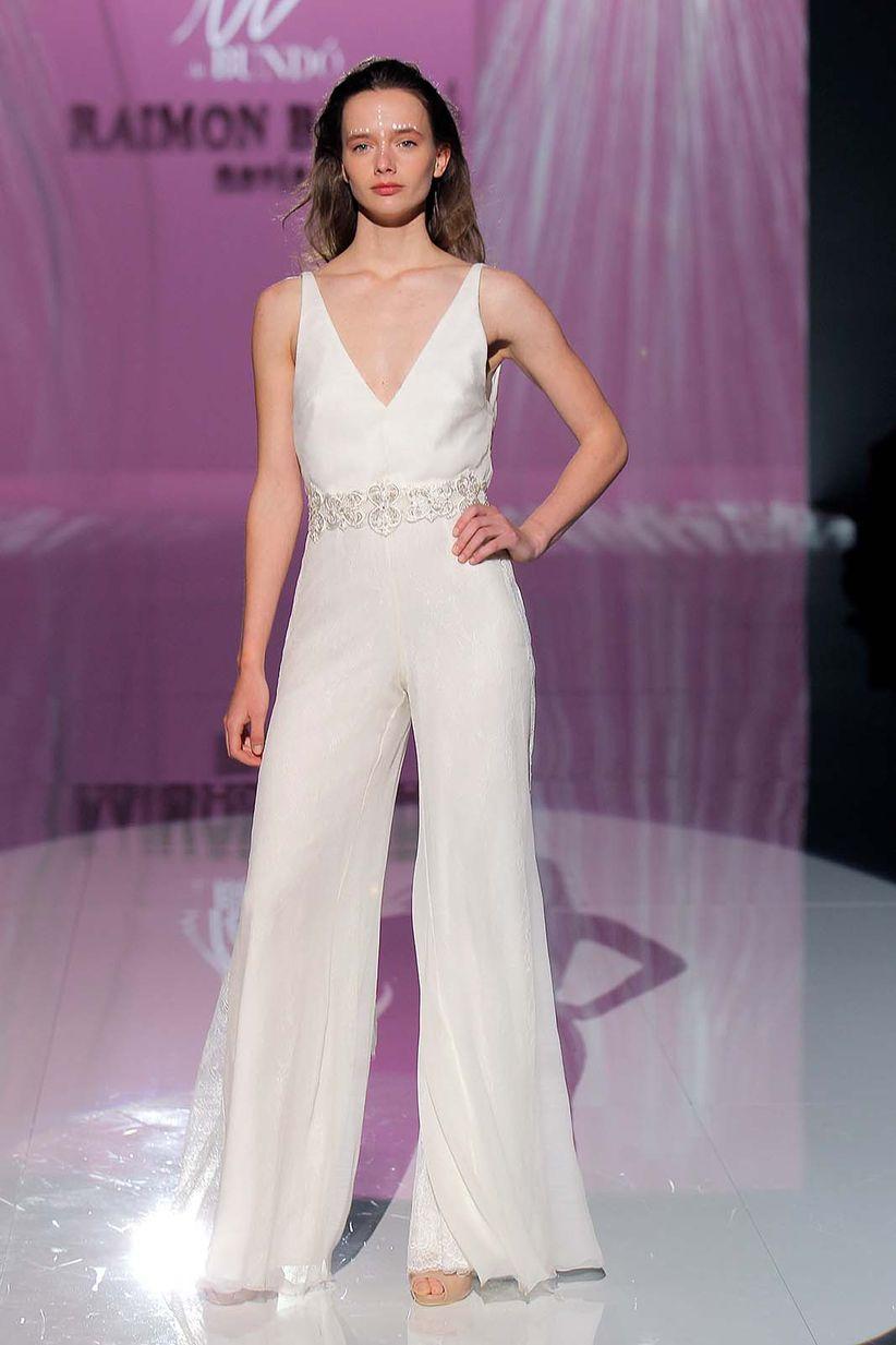 Vestidos de Novia Raimon Bundó 2018: exclusividad y belleza