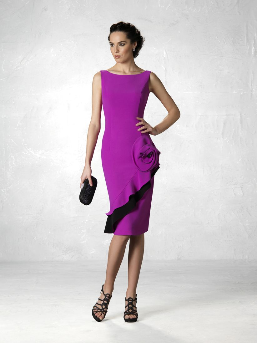 Vestidos para cóctel de día: 60 modelos para suspirar