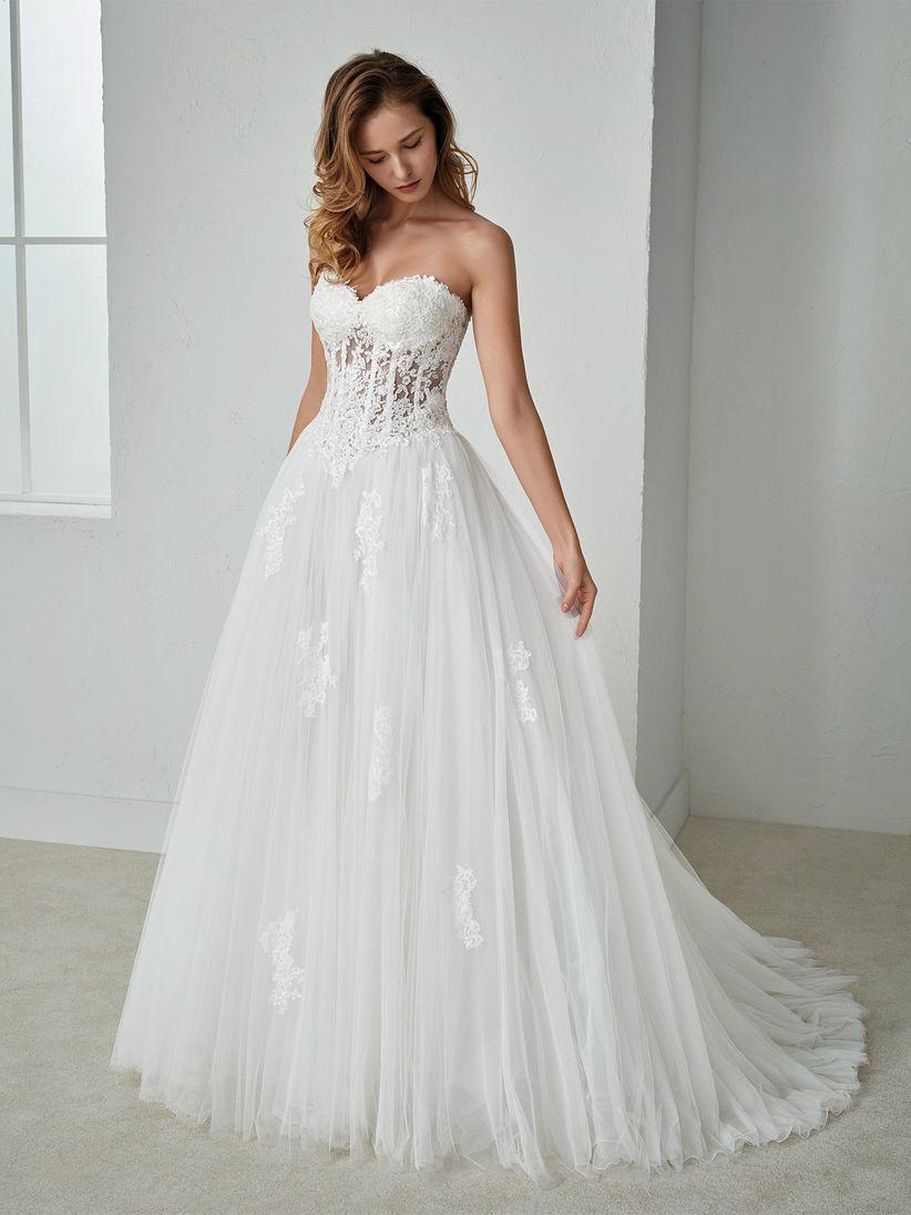 El vestido de boda mas hermoso del mundo