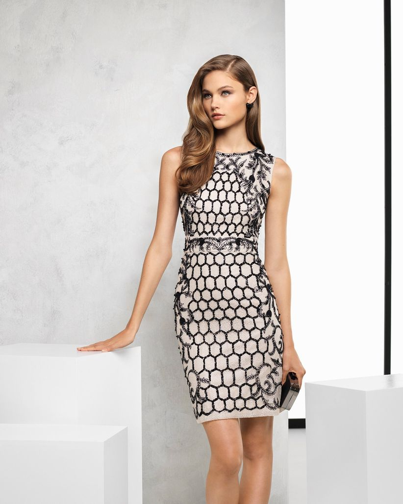 251cd03d35 Tendencias 2018 en vestidos de fiesta para invitadas
