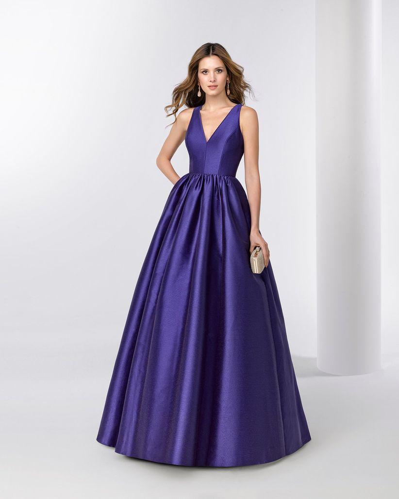 Tendencias 2018 en vestidos de fiesta para invitadas
