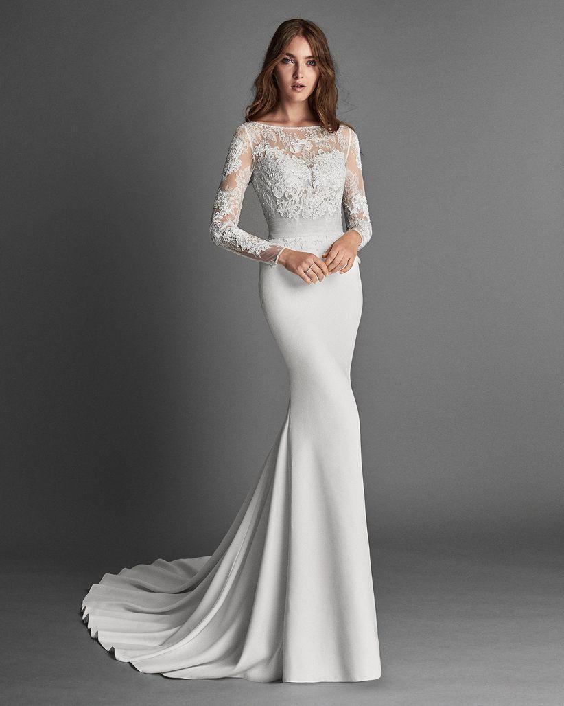 b948137fcc Vestido de novia corte sirena  4 claves para lucirlo como una diosa