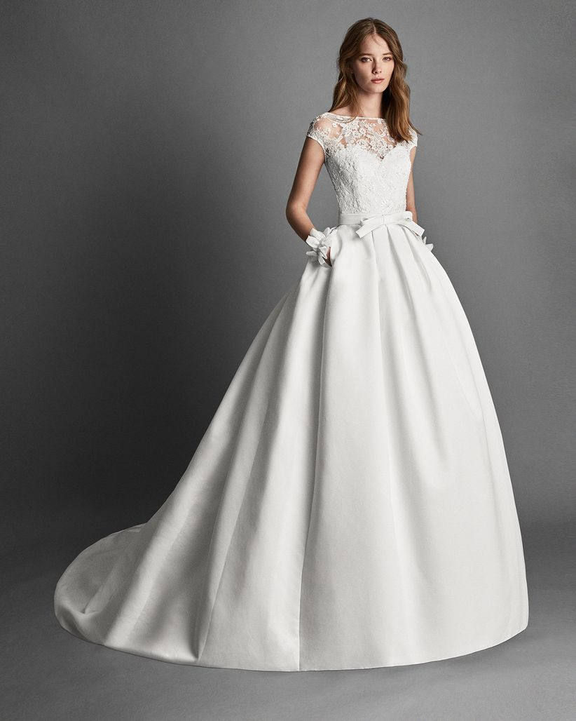 La princesa vestidos de novia