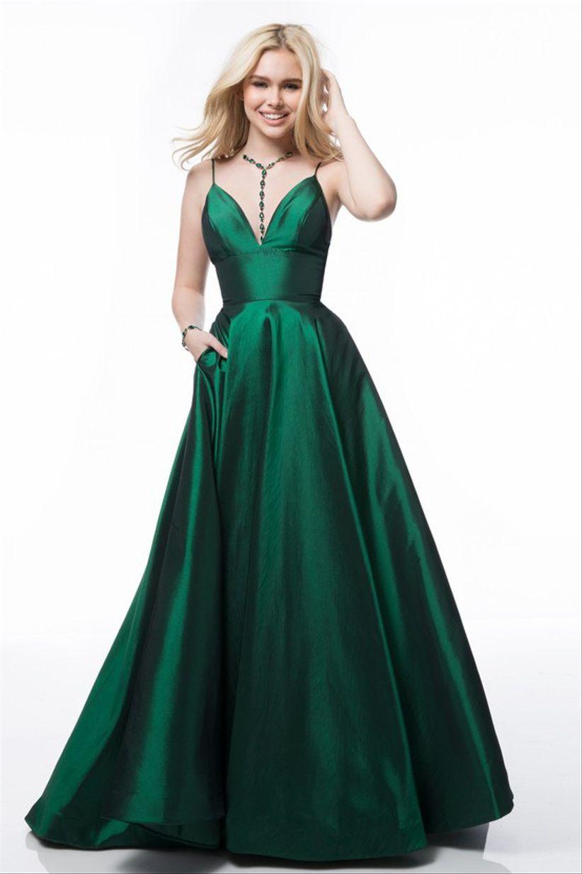 6ade5a52f Los 50 vestidos de fiesta largos más hermosos