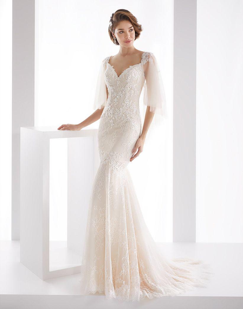 e3daa429cca2d Vestido de novia corte sirena  4 claves para lucirlo como una diosa