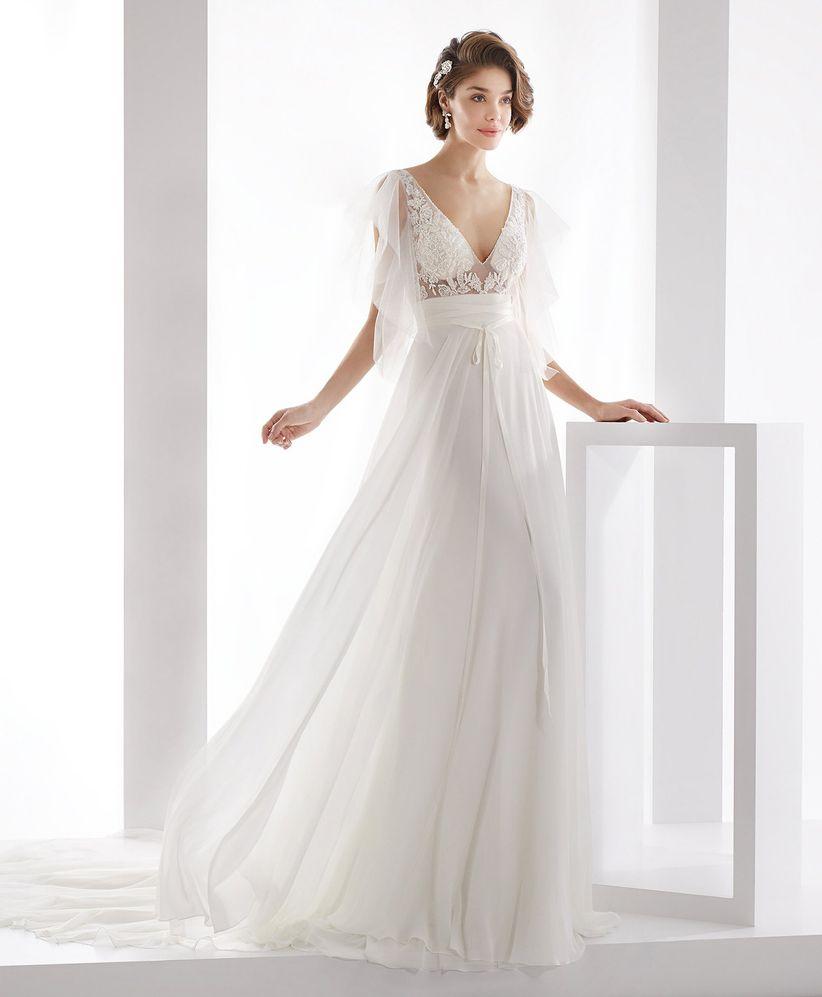 884dd224e 30 bellísimas opciones de vestido de novia para ceremonia civil