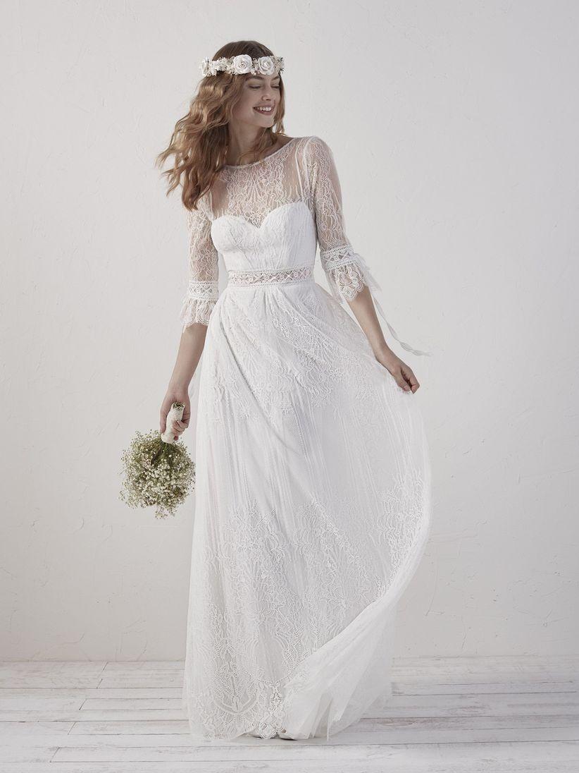 Vestidos novia ceremonia civil