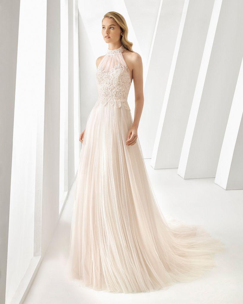 c85f0525be Nuevas colecciones de vestidos de novia Rosa Clará 2019