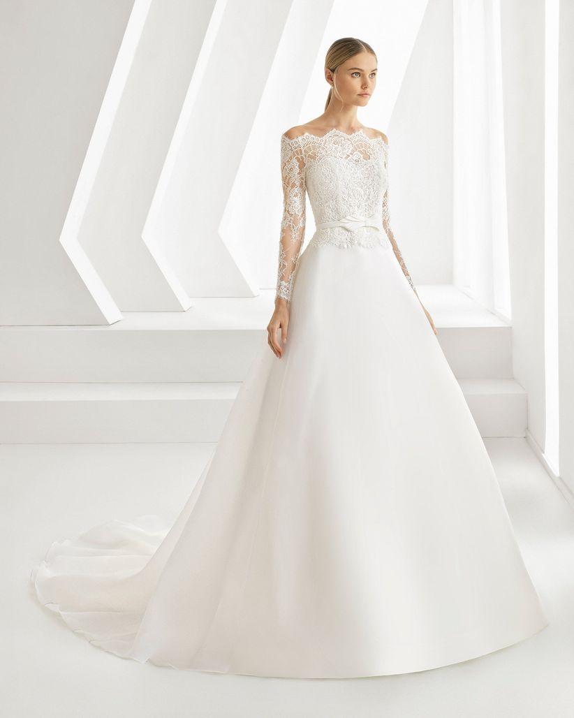 De 2019 Vestidos Novia Clará Colecciones Rosa Nuevas y6gf7bY