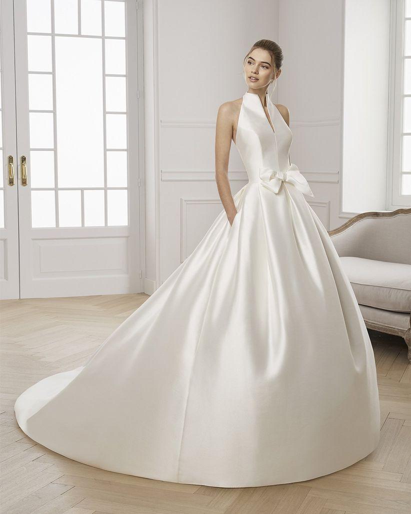 Catalogo de vestidos de novia aire barcelona