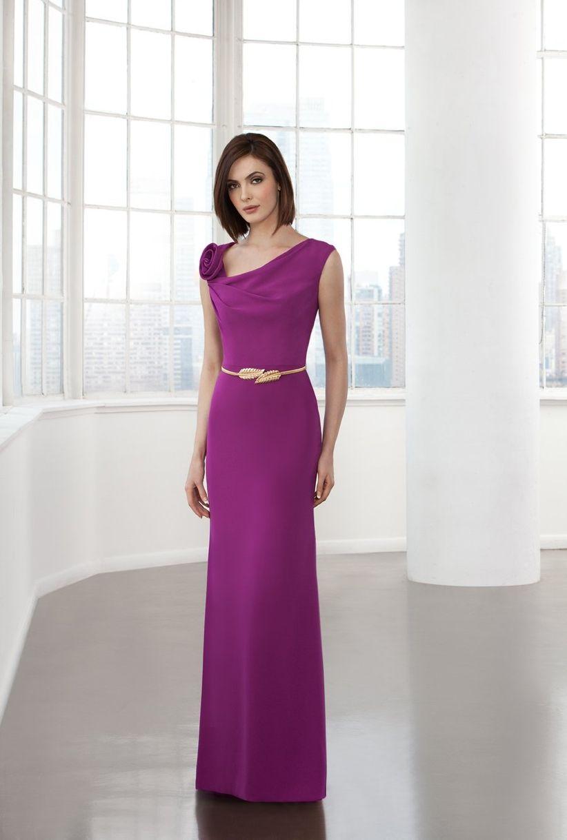 Más de 100 vestidos largos de fiesta para invitadas a bodas