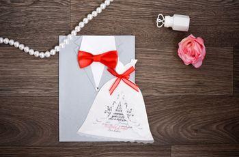 ¿Cómo indicar el código de vestimenta en su tarjeta de invitación?