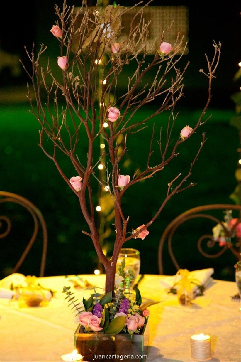 Centros de mesa para matrimonios - Centros navidenos de mesa ...