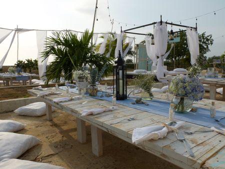 Tips para organizar una boda moderna estilo Chill Out