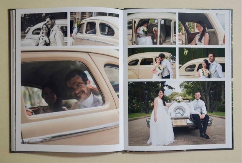 Ideas para el lbum de recuerdos del matrimonio for Album foto matrimonio