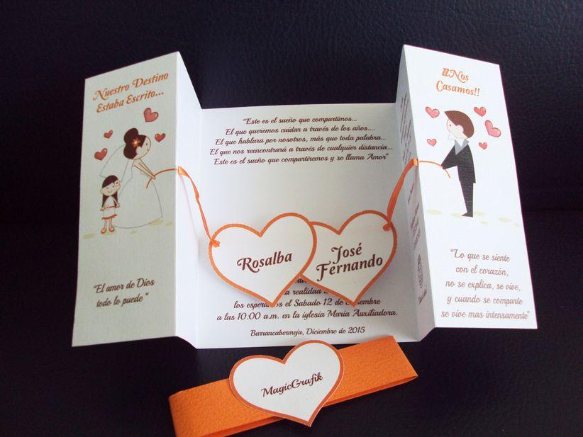 Tarjetas De Matrimonio 2015
