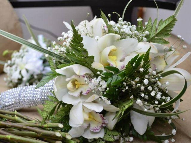 Algunas formas de conservar tu ramo de novia