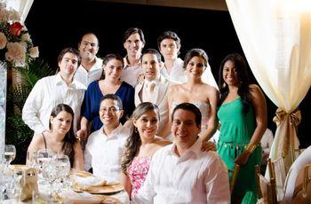Protocolo de invitados para el banquete