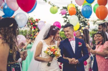Cómo lograr un matrimonio de estilo 'Chill Out' y no morir en el intento