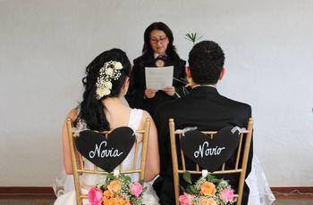 ¿Cuál es el desarrollo de la ceremonia de un matrimonio civil?